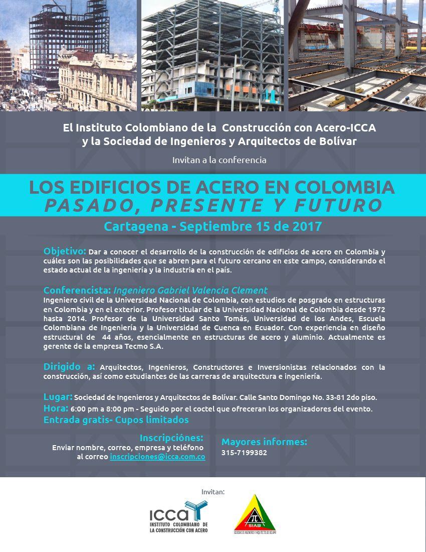 Los Edificios de Acero en Colombia Pasado, Presente y Futuro ...